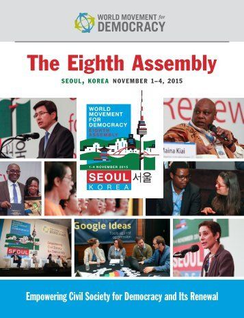 The Eighth Assembly