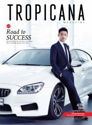 Tropicana Magazine Mar-Apr 2016 #106: The Active Issue