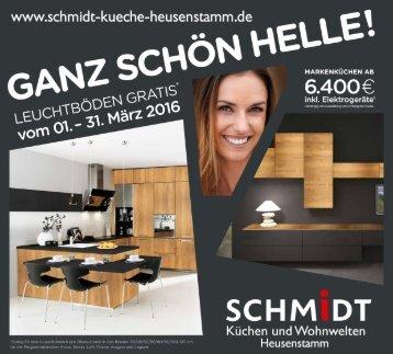 Schmidt Kuchen Aktion Koblenz 2016