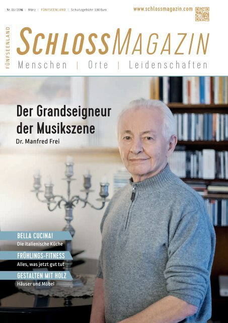 SchlossMagazin Fuenfseenland Maerz 2016