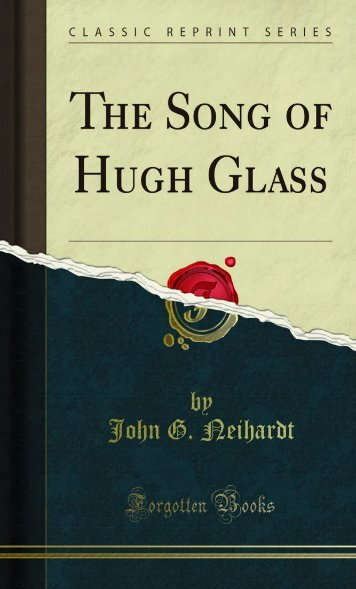 OF HUGH GLASS
