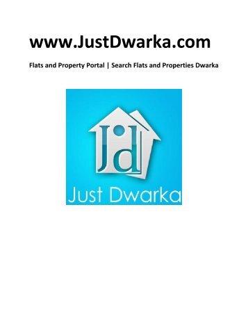 Justdwaka Flats Property Portal in Dwarka