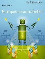 Europas strømrebeller