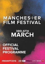 official festival programme