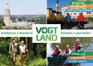 Broschüre Vogtland