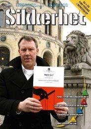 Sikkerhet nr. 1 / 2011