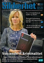 Sikkerhet nr. 4 / 2012