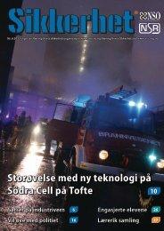 Sikkerhet nr. 6 / 2012