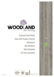 Woodland Click Vinyl Flooring