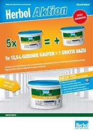 Herbol Malerweiss 5plus1
