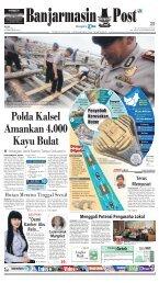 Banjarmasin Post Selasa 1 Maret 2016