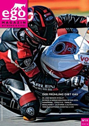 ego Magazin Bitburg & Südeifel - Ausgabe 19