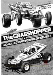 Tamiya Grasshopper Manual - CompetitionX.com