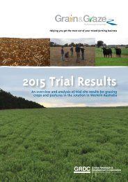2015 Trial Results