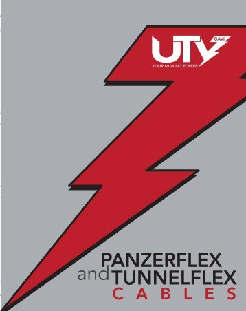 UTV CAVI CATALOGUE 2016