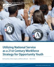 Strategy for Opportunity Youth