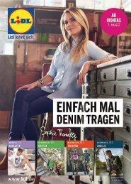 Lidl Magazin KW 10