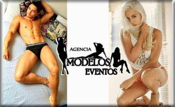 PRESENTACION AGENCIA MODELOS EVENTOS