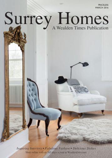 Surrey Homes 17 - March 2016
