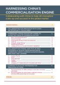 HARNESSING CHINA'S COMMERCIALISATION ENGINE - Page 3