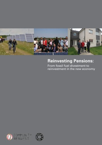Reinvesting Pensions