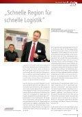 Logistik Special - Wirtschaftsjournal - Seite 3