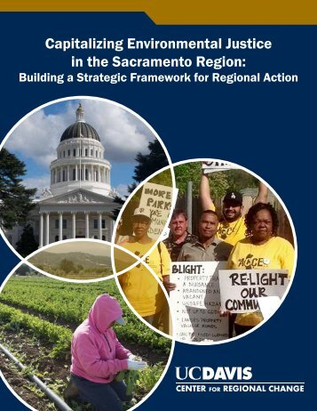 Capitalizing Environmental Justice in the Sacramento Region