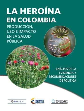 LA HEROÍNA EN COLOMBIA