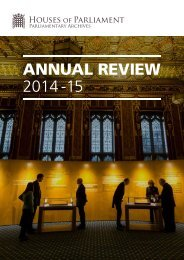 ANNUAL REVIEW 2014 -15