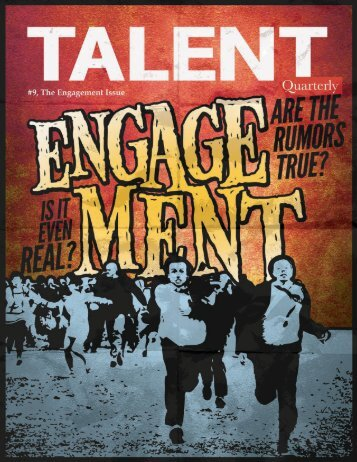 THE ENGAGEMENT ISSUE
