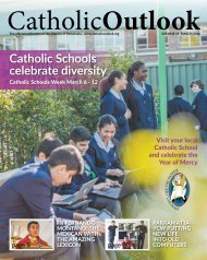 Catholic Outlook March 2016