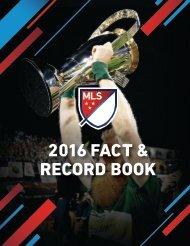 2016 FACT & RECORD BOOK