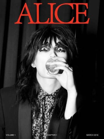 Alice Magazine NYC - Chapter 1