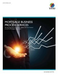 MORTGAGE BUSINESS PROCESS SERVICES
