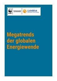 Megatrends der globalen Energiewende