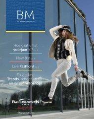 BM Magazine Trend & Fashion voorjaar/zomer 2016