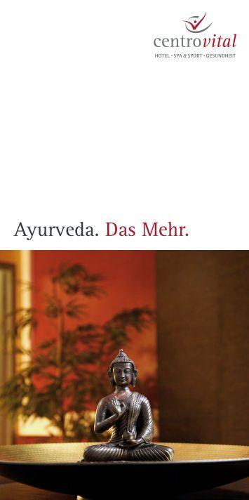 Ayurveda-Flyer