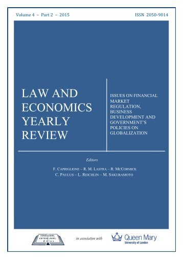 ECONOMICS YEARLY REVIEW