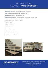 Technische fiches-concept-paride_FR