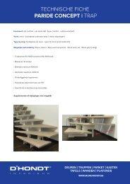 Technische fiches-concept-paride_NL