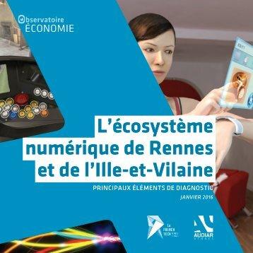 L'écosystème numérique de Rennes et de l'Ille-et-Vilaine