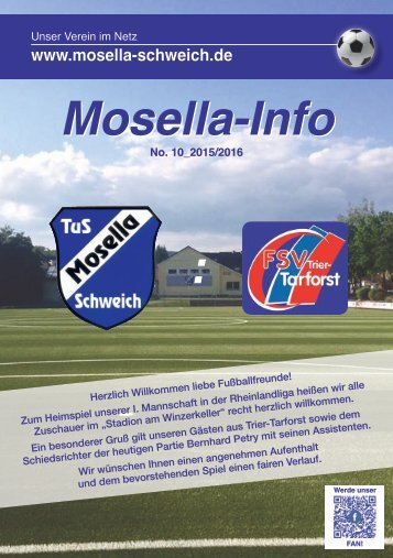 Mosella Info 10-15/16