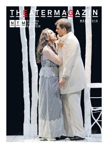 Theatermagazin März