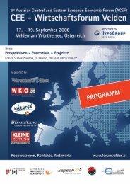 aktuelles Programm - Forum Velden