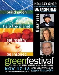 Page 1 - Green Festival