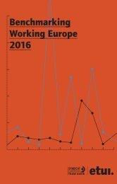 Benchmarking Working Europe 2016