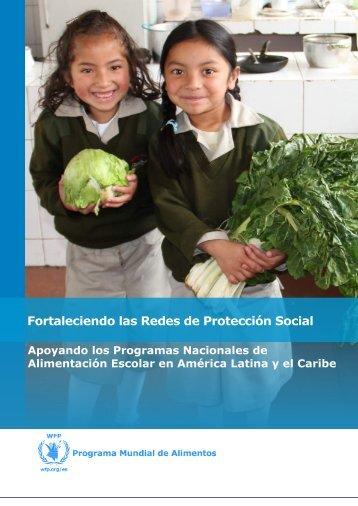 Fortaleciendo las Redes de Protección Social