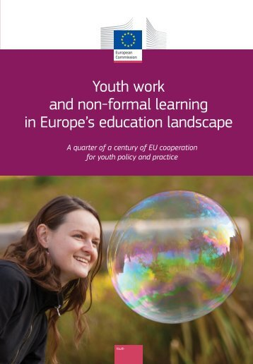 Youth work and non-formal learning in Europe's education landscape