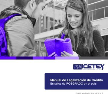 Manual de Legalización de Crédito