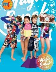 catalogo MAGIC BREAK-2016